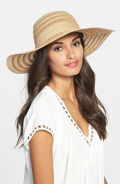 Floppy Sun Hat from my favorite- Nordstroms!