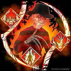 Clown Horror, Funny Horror, Arte Horror, Horror Art, Horror Film, New Nightmare, Nightmare On Elm Street, For Honor Samurai, Horror Video Games