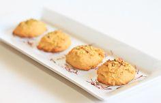 Saffron cookies by the www.wishfulchef.com