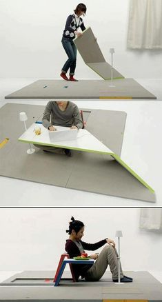 "thedesignwalker: "" tatami modulable """