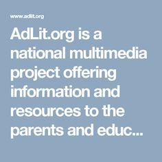 AdLit.org is a multimedia platform to hello struggling readers. It is great for disabilities and second languages as well as just having difficulty.