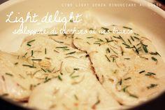 scaloppine di tacchino al vino bianco by Sara Gambarelli, http://lifeincurl.blogspot.it/2013/10/ricette-light-scaloppine-di-tacchino-al.html