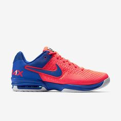 3ac5f956351a Nike Air Max Cage Men s Tennis Shoe. Nike Store