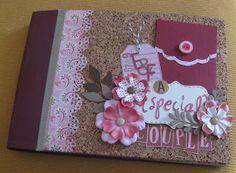 paperandco: Minialbum con buste di pane Pane, Mini Books, Mini Albums, Valentino, Decor, Decorating, Dekoration, Deco, Mini Scrapbooks