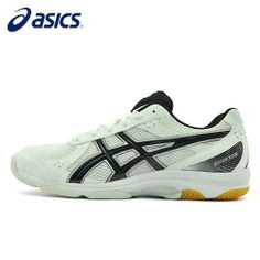 Asics Men Indoor Sports Shoes Volleyball Shoes - Blue Products- - TopBuy.com.au
