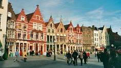 Bruges- almost went here when i was abroad. didn't actually get to go :(