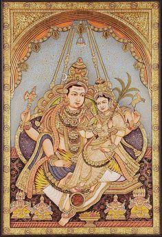 Mysore Painting, Free House Plans, Home Free, Vintage World Maps, Princess Zelda, Fictional Characters, Shiva, Art, Art Background