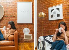 Seriously Playful: Inside Brooklyn Artist Gaby Cetrulo's Dreamy Apartment