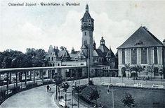 Projekt Dawny Sopot Danzig, Bucharest, Paris Skyline, Travel, Retro, Fotografia, Viajes, Destinations, Traveling