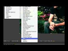 A useful basic color grading tutorial for After Effects Color Grading, Color Balance, After Effects, Color Correction, Basic Colors, Adobe, Film, Youtube, Photography