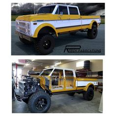 From dream to reality, we're almost there. The Duke, a Chevy K50 truck build by Rtech Fabrications.