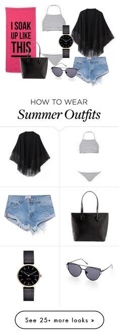 """Untitled #470"" by fallin-leaves on Polyvore featuring Topshop, Relaxfeel, One Teaspoon, Tusk and Myku"