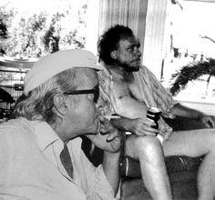 Bukowski e Vinicius de Morais