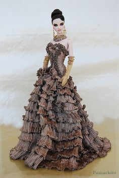 Luchia Dress Me With Parawatee Dress  by Pumuckito, via Flickr