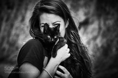 Two kittens wlakabout portrait by mrg_photoimaging via http://ift.tt/222q1gY