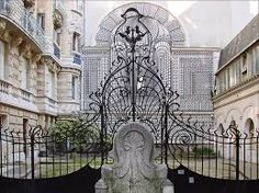 art nouveau decoration - Αναζήτηση Google