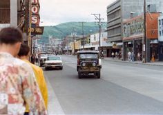 Olongapo City, Philippines 1976 Olongapo, Subic Bay, Jeepney, Philippines Culture, Navy Life, Custom Jeep, My Youth, The Good Old Days, Public Transport