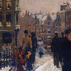George Hendrik Breitner (1857 - 1923) 1886