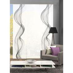 die besten 25 schiebevorhang set ideen auf pinterest sch ner wohnen gardinen k che gardinen. Black Bedroom Furniture Sets. Home Design Ideas