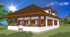 stiluri de case romanesti romanian architectural styles 2 Cottage Living, Cottage Homes, Cottage House Designs, Design Case, Home Renovation, Romania, Gazebo, Projects To Try, Exterior