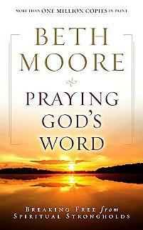 Praying God's Word - Did this as a Bible Study w/ Church of the Resurrection COR in Kansas 2005.