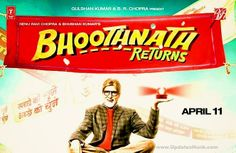 Check Out Bhoothnath Returns Full Audio Songs Jukebox