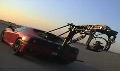The Ferrari 360 Modena Camera Car