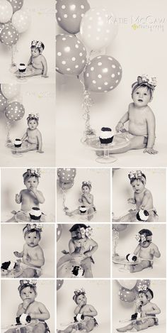 #First #Birthday #Cake Smash #Photography
