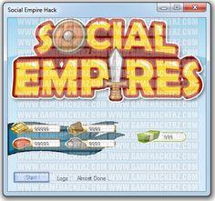 SOCIAL EMPIRES HACK CHEATS TOOL