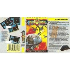 Bosconain '87 for ZX Spectrum from Mastertronic