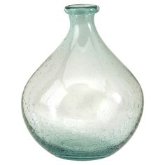 Found it at Wayfair - Amadour Small Bubble Glass Bottle