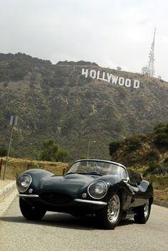 Steve McQueen's 1963 Jaguar XK SS.                                                                                                                                                                                 More