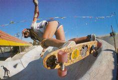 Old school skater girl Skateboarding in the Hugh Holland Locals Only Skater Girl Outfits Girl Holland Hugh Locals school Skateboarding Skater Hugh Holland, Old School Skateboards, Vintage Skateboards, Longboards, Skates Vintage, Girls Skate, Foto Sport, Skater Boys, Skateboard Girl