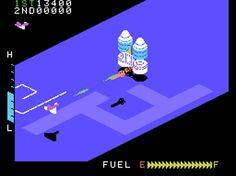 Zaxxon #gaming #gamer #coleco #arcade #oldschool