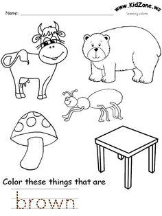 learning colors kidszone annacaro todo ingls picasa albums web - Color Activity