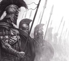 Sparta.The men who showed no fear.The men who beat the odds.The men who left history for us to know