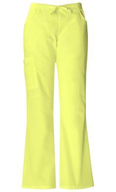 Dickies 854206 Womens Three-Pocket Cargo Scrub Pant