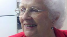 """Old lady at our church wore her """"festive bunny earrings"""" for Easter service this morning. She has no clue...or does she..."""