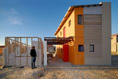 Design Indaba Low Cost Housing Project: Luyanda Mpahlwa on MMAs design process for their Design Indaba low-cost house Low Cost Housing, Architecture Panel, Micro House, Social Housing, Higher Design, Affordable Housing, Design Process, Home Projects, House Design
