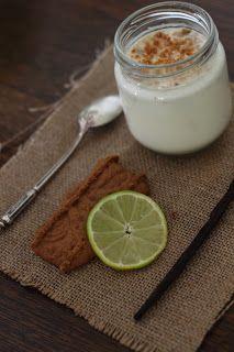 Craquez sans conséquence: Yaourts au lait de chèvre, vanille, citron vert et...