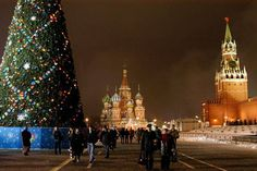 A Visitor's Guide to Russian Christmas Traditions