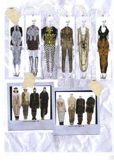 Beatrice Korlekie Newman, 21. De Montfort University, BA (Hons.) Fashion Graduate 2009.