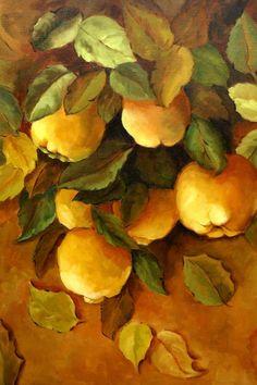 https://flic.kr/p/9gUrd8 | www.academiataure.com | #art #painting #realism #oil #lemon