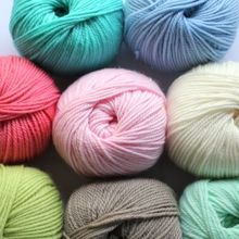 I want this yarn!!! Lots of it! My favorite lovely soft merino!!!!!