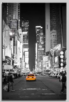 New York #black #white