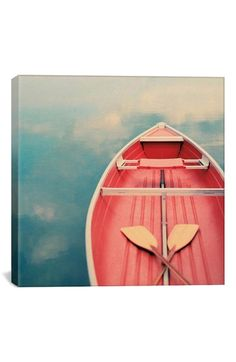 iCanvas 'Floating on a Cloud - Alicia Bock' Giclée Print Canvas Art available at #Nordstrom