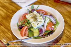#Greek #Salad #(Alpha Ouzeri) , #Melbourne #euphoriaphotography