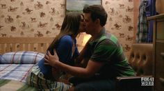 "Finchel in ""Grilled Cheesus"""