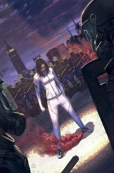 Brian Wood on 'X-Men' and 'Ultimate Comics X-Men,' Jeff Parker's 'Dark Avengers' [Wondercon]