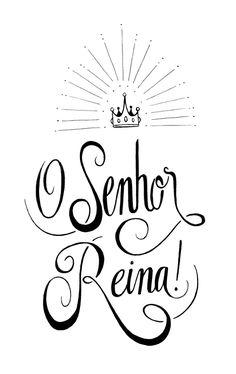 """""""O Senhor reina para sempre! O teu Deus, ó Sião, reina de geração em geração. Aleluia!"""" (Salmos 146:10)"""